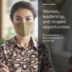 New Report Offers Strategies for Closing the Gender Gap in Organizational Leadership